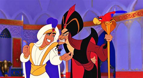 aladdin finds  jafar  adds  woman