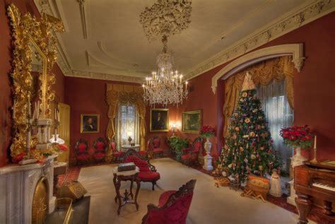 night  christmas  morris butler house