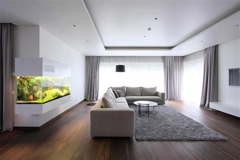 ascetic  minimalist interior design caandesign