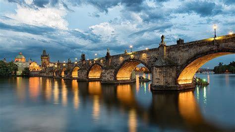 Charles Bridge, Prague Wallpaper  Wallpaper Studio 10