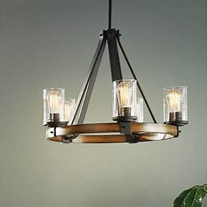 Kichler lighting barrington light distressed black