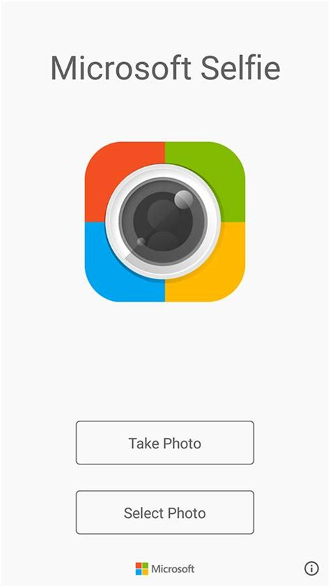selfie app for iphone microsoft selfie app now available for android users from