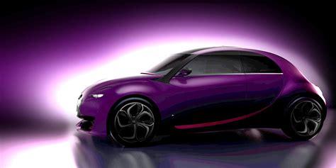 Citroen Revolte by 2009 Citroen Revolte Concepts