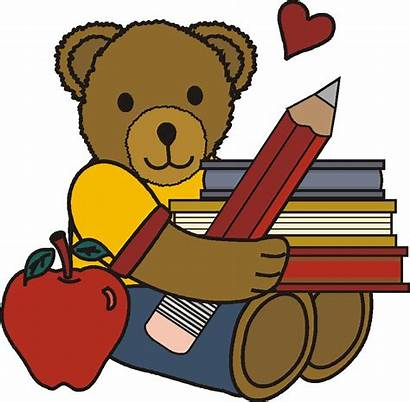 Preschool Clip Clipart Bear Kindergarten Graduation Wikiclipart