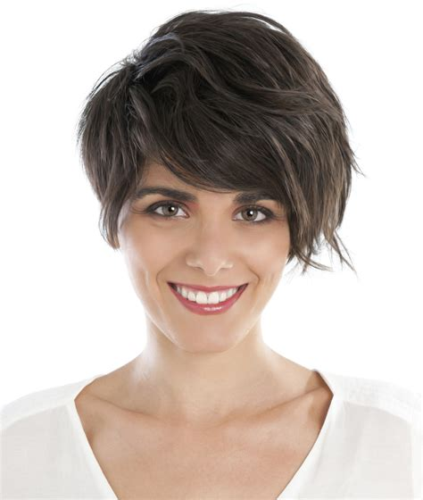 Choppy Pixie Hairstyles by Hairstyles For Shaped Faces That Don T Skimp