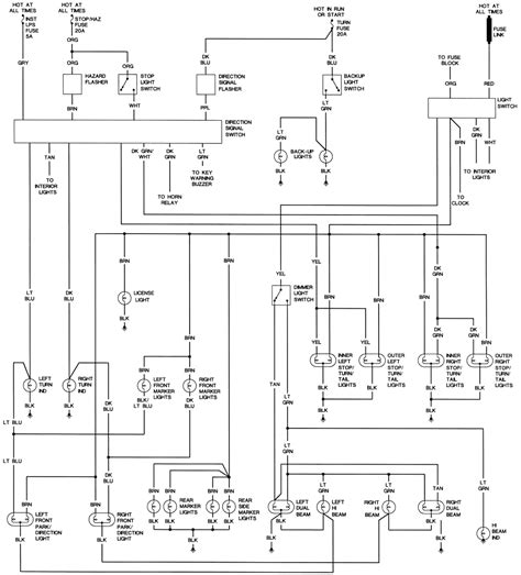 1967 Pontiac Firebird Wiring Diagram by Hi I A 1980 Pontiac Firebird Formula That Had A 301cid