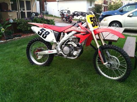 honda motocross bikes for sale 2006 honda crf 450 dirt bike for sale on 2040 motos
