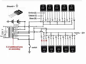 make your own 50 to 500 watt power inverter ups in urdu With wire 220 volt wiring diagram likewise welding inverter circuit diagram