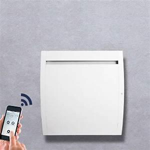 Radiateur Electrique 1000w : radiateur lectrique noirot palazzio smart ecocontrol ~ Melissatoandfro.com Idées de Décoration