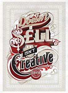 30 Creatively Designed Typographic Posters | Designbeep