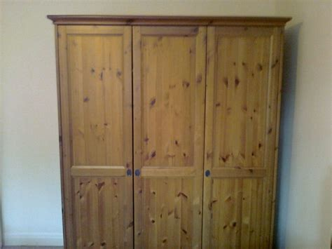 Wardrobes For Sale by Ikea Leksvik Wardrobe For Sale In Wetherby West