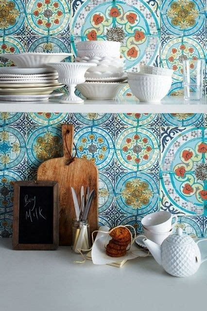 moroccan style kitchen tiles 25 best ideas about tile kitchen on 7851