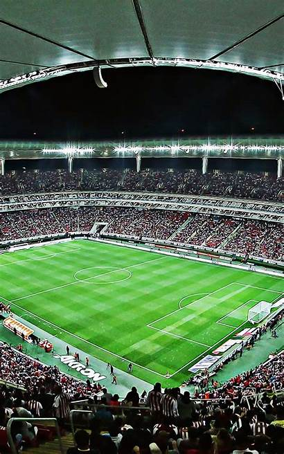 Estadio Tablet Wallpapers Akron Omnilife