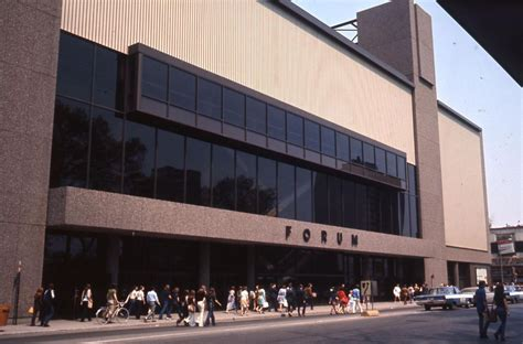 foto de The Montreal Forum History of a City Landmark MtlWay com