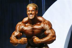 Jay Cutler Won The Mr  Olympia 2006