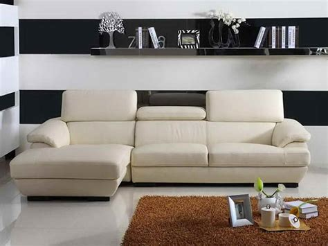 Leather Living Room Furniture For Small Spaces by Sectional Sofa For Small Spaces Homesfeed