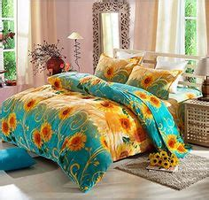 sunflower bedroom  pinterest bedding sets sunflowers