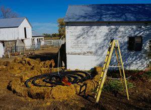methods  heating greenhouses   homesteading