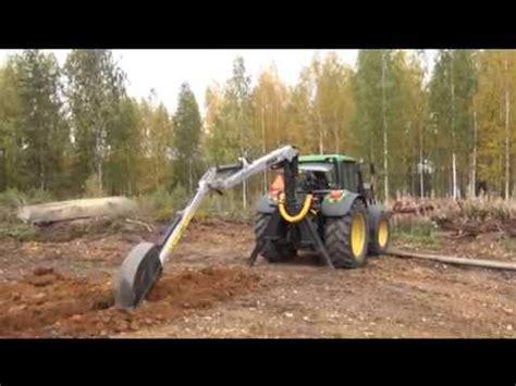 kesla excavator boom equipment  youtube