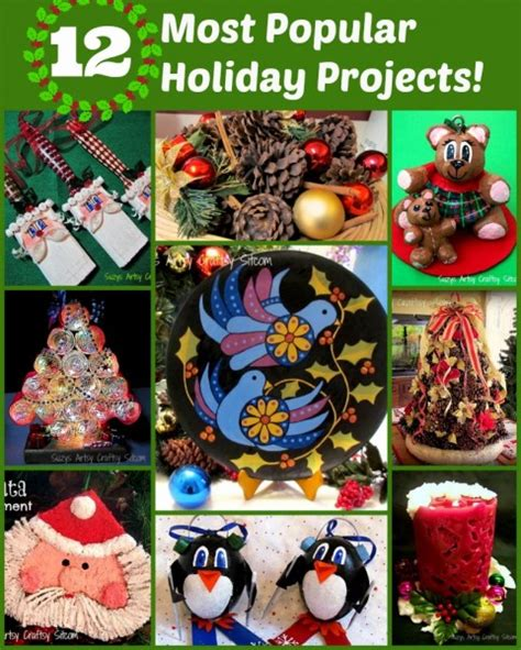 12 most popular holiday projects from the sitcom