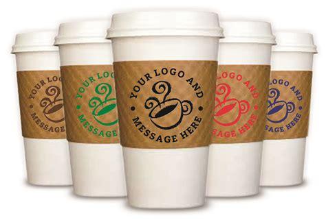 Custom Printed Coffee Cup Sleeves Glass Coffee Table Craigslist Cake James Martin Tables Johannesburg Persimmon Black York Bakery And Walnut Recipe