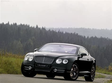 Mansory Bentley Continental Gt 2005