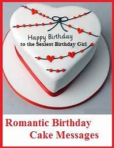 Birthday Cake Wordings: Romantic Birthday Cake Wordings ...