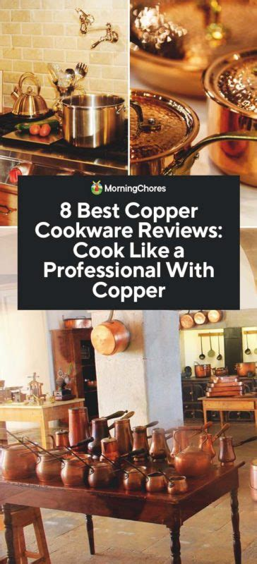 copper cookware reviews cook   professional  copper