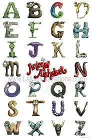 5 letter animals 1000 images about letters to animals on 8828
