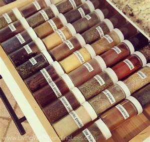 Drawer Spice Storage How To Store Organize Your Spices