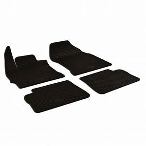 Tapis En Caoutchouc : tapis de sol en caoutchouc noir pour toyota auris bj ~ Dode.kayakingforconservation.com Idées de Décoration
