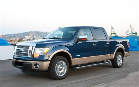 2011 Ford F150 Full Line First Test  Motor Trend