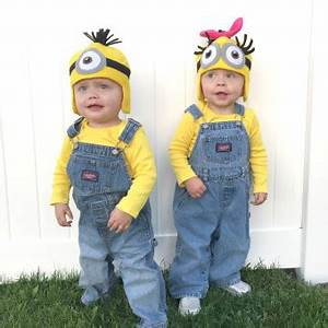 How To Make Easy Minion Hats Youtube