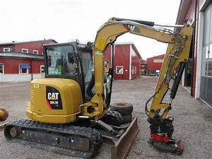 Used Caterpillar 305 5 E Cr Parts    Delar Mini Excavators