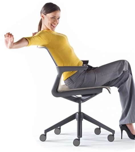 Sitting Chairs by In Defense Of The Office Chair J2 Business Products