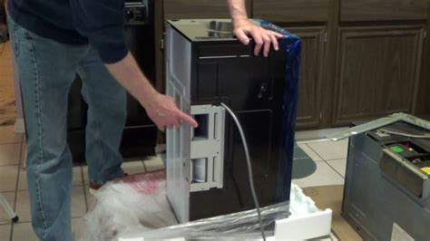 Over The Range Microwave Installation