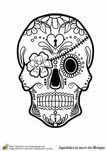 Tete De Mort Mexicaine Dessin : les 25 meilleures id es de la cat gorie dessin tete de ~ Melissatoandfro.com Idées de Décoration