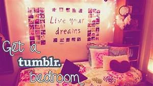 DIY Tumblr inspired room decor ideas! Cheap & easy