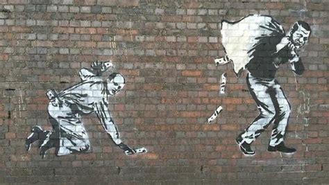 Banksy Street Art Graffiti