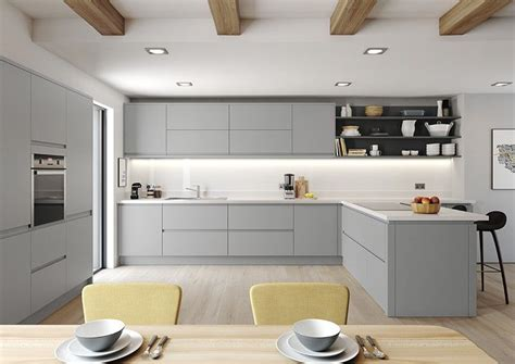 l shaped kitchen island designs profile matt dove grey range 1730 w superior