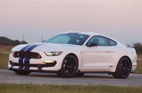2016-2019 Ford Mustang Shelby GT350 & GT350R | Hennessey ...