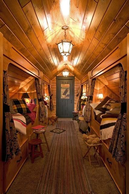 built  beds  hallway