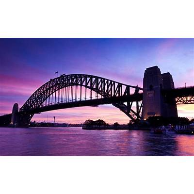 See the Sunset from Top of Harbour Bridge with a