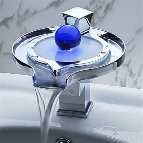 40 breathtaking and unique bathroom faucets