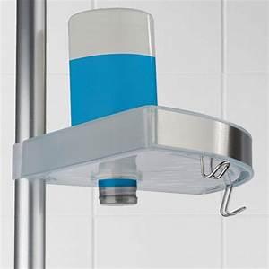 Etagere Dans La Douche : tag re de douche premium acheter salle de bain la ~ Edinachiropracticcenter.com Idées de Décoration