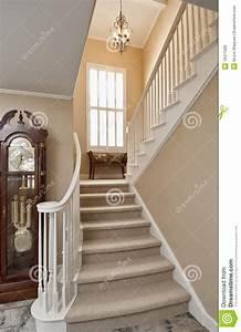 escalier moderne image libre de droits image 19471026 With tapis d escalier moderne