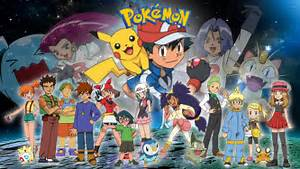 The Pokemon Anime