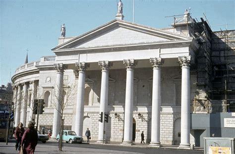 parliament house bank  ireland college green ucd