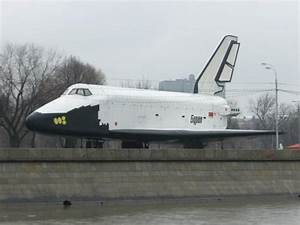 Boran space shuttle - Picture of Gorkiy Central Park of ...