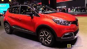 Renault Capture 2017 : 2017 renault captur exterior and interior walkaround 2016 paris motor show youtube ~ Gottalentnigeria.com Avis de Voitures